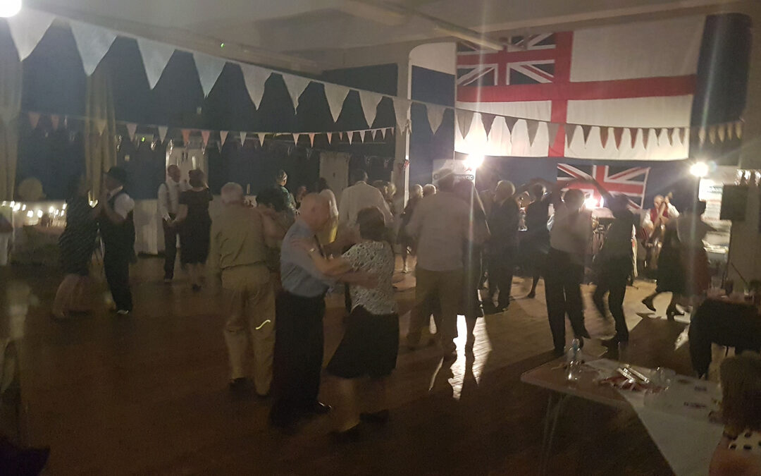 Back to the 40's Dance
